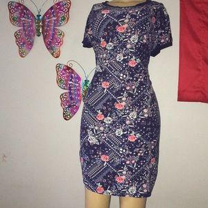 New plus size woman dress 2XL